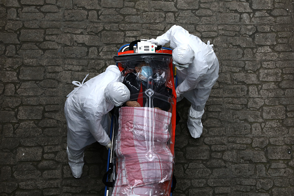 Protective Workwear「Concern In South Korea As The Wuhan Covid-19 Spreads」:写真・画像(15)[壁紙.com]