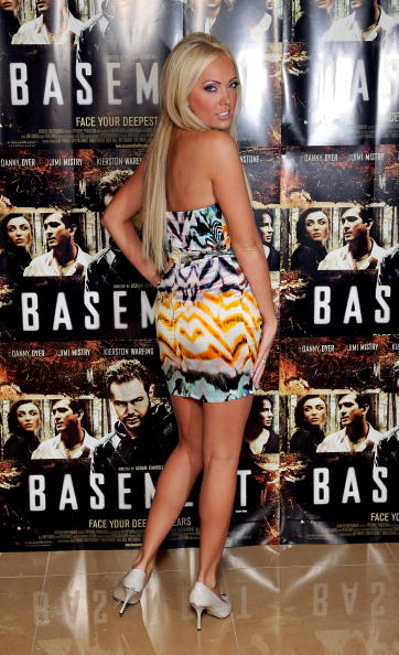 Gareth Cattermole「Basement - UK Film Premiere - Outside Arrivals」:写真・画像(7)[壁紙.com]