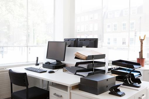Computer「Office space and desks」:スマホ壁紙(15)
