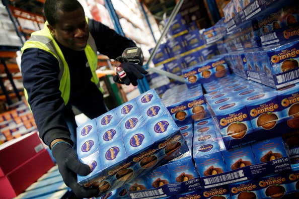 Sweet Food「Busiest Weekend Of The Year For The Sainsbury's Warehouse」:写真・画像(19)[壁紙.com]