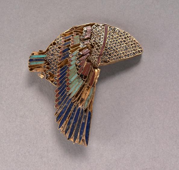 Headwear「Vulture Headdress Inlay」:写真・画像(4)[壁紙.com]