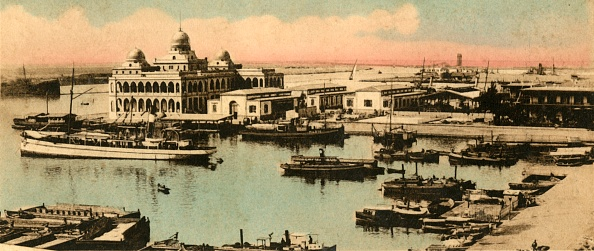 Travel Destinations「Port Said - The Entrance To The Canal And Offices To The Company」:写真・画像(10)[壁紙.com]
