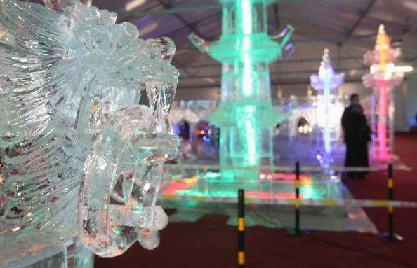 Ice Sculpture「Ice Art - Exhibition Opening」:写真・画像(16)[壁紙.com]
