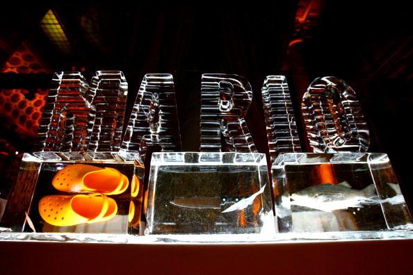 Ice Sculpture「Mario Batali Roast Kicks Off The 3rd Annual New York Comedy Festival」:写真・画像(3)[壁紙.com]