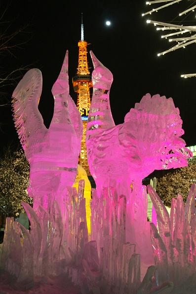 Mombetsu Ice Festival「Sapporo Snow Festival To Open In Japan」:写真・画像(5)[壁紙.com]
