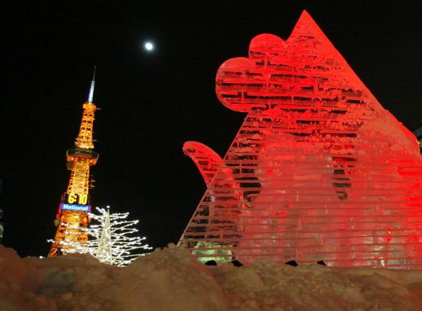 Mombetsu Ice Festival「Sapporo Snow Festival To Open In Japan」:写真・画像(10)[壁紙.com]