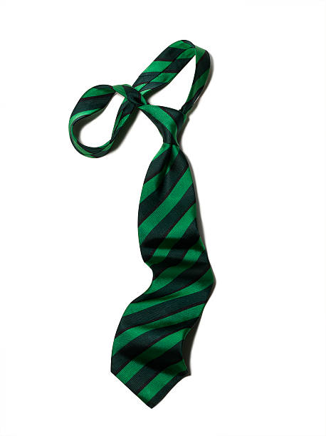 Green and Navy Striped Tie:スマホ壁紙(壁紙.com)