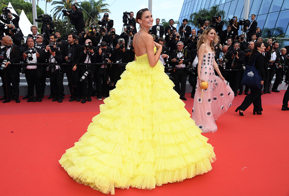 """72nd International Cannes Film Festival「""""Oh Mercy! (Roubaix, Une Lumiere)""""Red Carpet - The 72nd Annual Cannes Film Festival」:写真・画像(10)[壁紙.com]"""