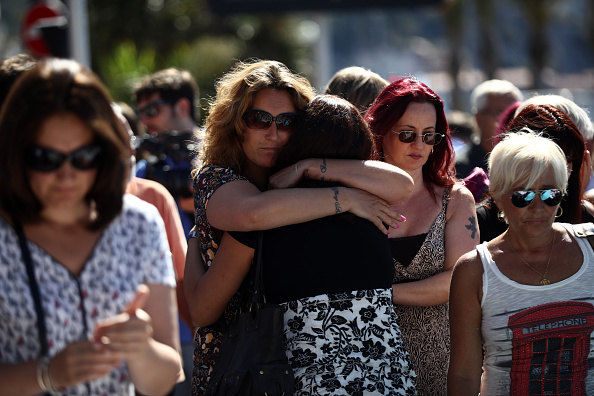 2016 Bastille Day Attack in Nice「France Continues To Mourn The Bastille Day Terror Attack」:写真・画像(16)[壁紙.com]