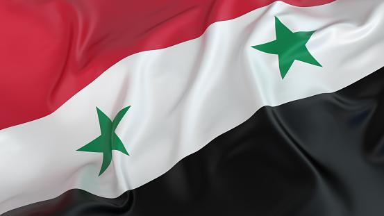 Patriotism「Syrian Flag」:スマホ壁紙(8)