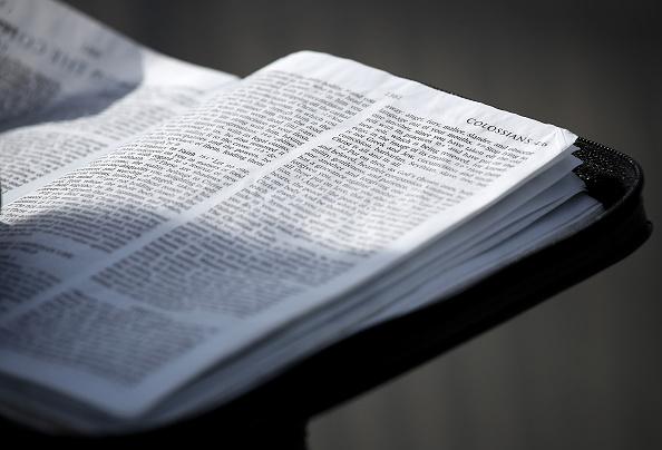 Bible「Rev. Billy Graham Lies In Repose In U.S. Capitol Rotunda」:写真・画像(14)[壁紙.com]