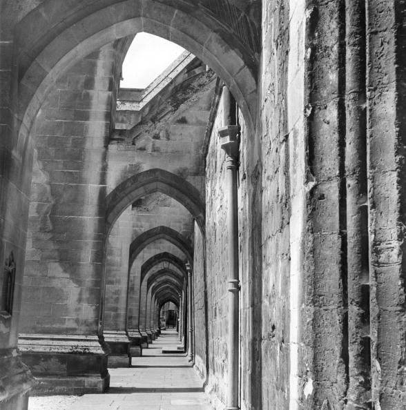 Architectural Feature「Winchester Cathedral」:写真・画像(6)[壁紙.com]