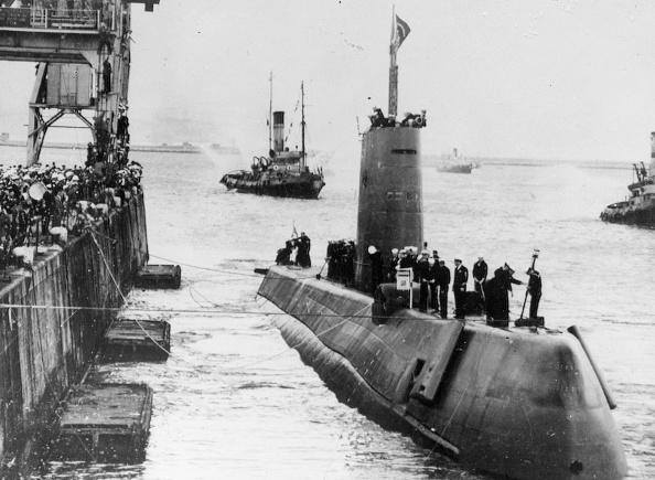 Pacific Northwest「Submarine Nautilus」:写真・画像(7)[壁紙.com]