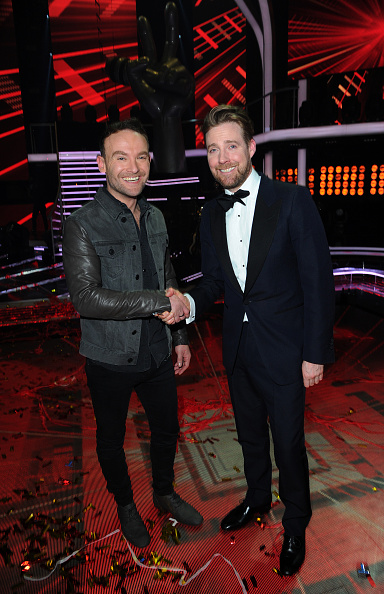 Eamonn M「The Voice Live Final - Winners Photocall」:写真・画像(17)[壁紙.com]