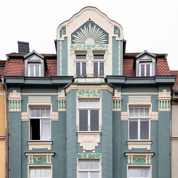 Architecture「Jugenstil House」:写真・画像(8)[壁紙.com]