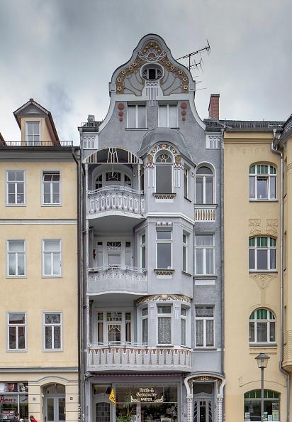 Outdoors「Jugenstil House」:写真・画像(6)[壁紙.com]