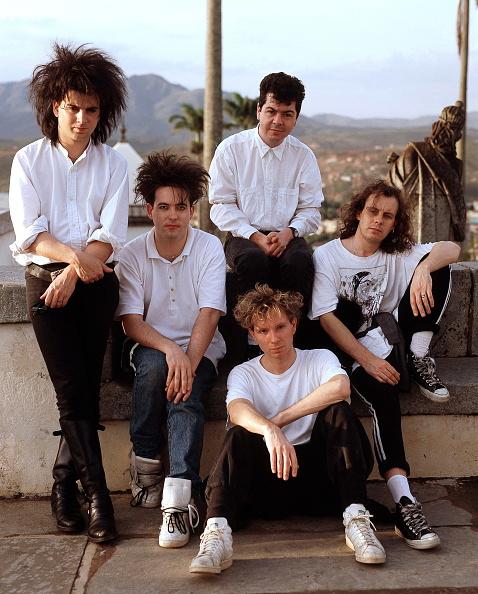 Guitarist「The Cure Group Portrait」:写真・画像(7)[壁紙.com]