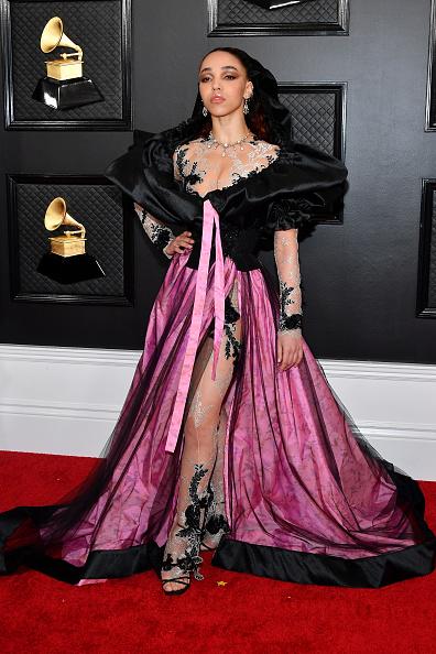 Grammy Awards「62nd Annual GRAMMY Awards - Arrivals」:写真・画像(1)[壁紙.com]