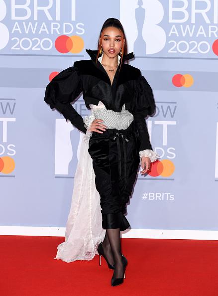 Brit Awards「The BRIT Awards 2020 - Red Carpet Arrivals」:写真・画像(6)[壁紙.com]