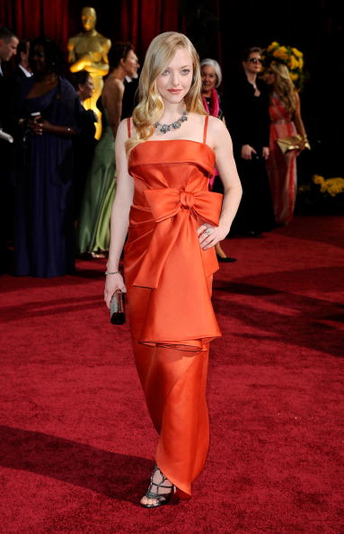 Amanda Seyfried「81st Annual Academy Awards - Arrivals」:写真・画像(15)[壁紙.com]