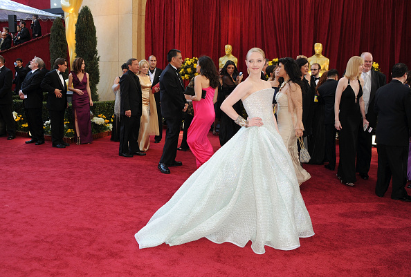 Amanda Seyfried「82nd Annual Academy Awards - Arrivals」:写真・画像(16)[壁紙.com]