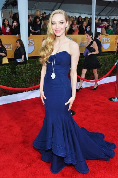 Amanda Seyfried「19th Annual Screen Actors Guild Awards - Red Carpet」:写真・画像(17)[壁紙.com]