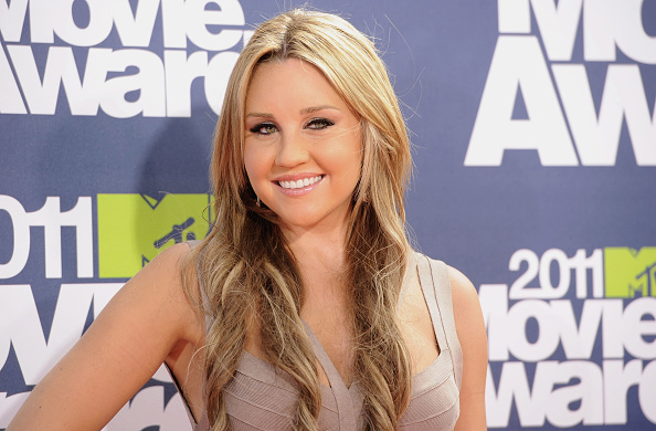 Amanda Bynes「2011 MTV Movie Awards - Arrivals」:写真・画像(0)[壁紙.com]