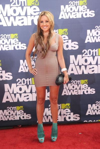 アマンダ バインズ「2011 MTV Movie Awards - Arrivals」:写真・画像(8)[壁紙.com]