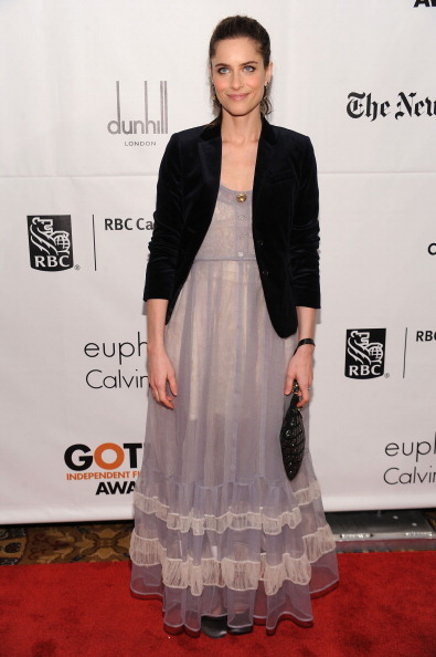 Sheer Fabric「IFP's 20th Annual Gotham Independent Film Awards - Arrivals」:写真・画像(18)[壁紙.com]