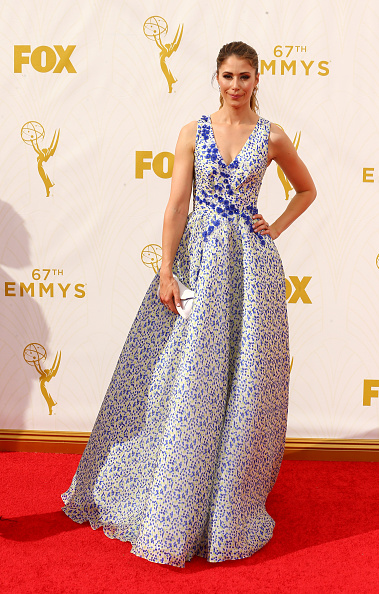Primetime Emmy Award「67th Annual Primetime Emmy Awards - Arrivals」:写真・画像(14)[壁紙.com]