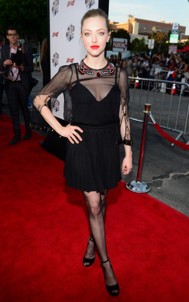 """Amanda Seyfried「Premiere Of Universal Pictures And MRC's """"A Million Ways To Die In The West"""" - Red Carpet」:写真・画像(2)[壁紙.com]"""