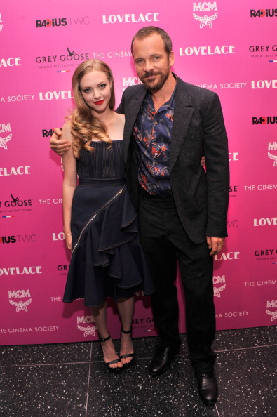 "Dark Blue「The Cinema Society And MCM With Grey Goose Host A Screening Of Radius TWC's ""Lovelace"" - Arrivals」:写真・画像(19)[壁紙.com]"