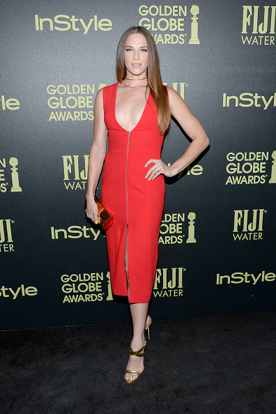 Slit - Clothing「Hollywood Foreign Press Association And InStyle Celebrate The 2016 Golden Globe Award Season」:写真・画像(11)[壁紙.com]