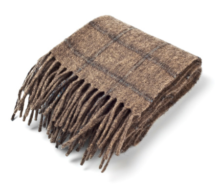 Scarf「brown scarf」:スマホ壁紙(16)