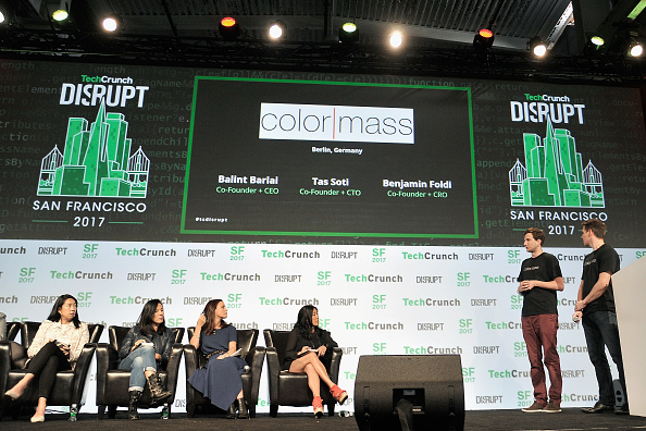 Color Image「TechCrunch Disrupt SF 2017 - Day 3」:写真・画像(2)[壁紙.com]