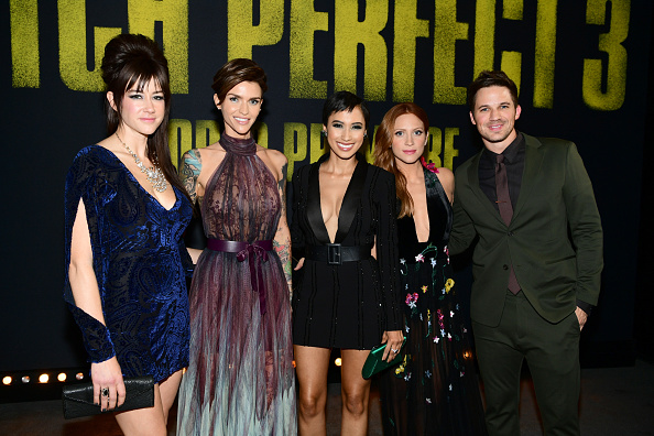 "Film Premiere「Premiere Of Universal Pictures' ""Pitch Perfect 3"" - Red Carpet」:写真・画像(2)[壁紙.com]"