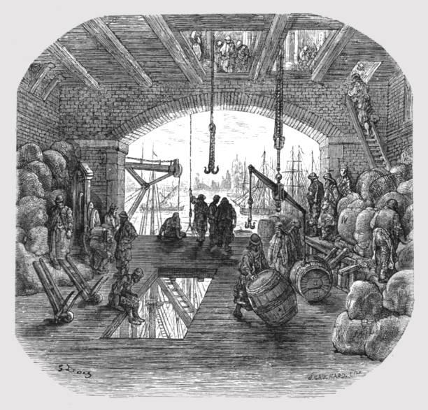 Warehouses By The Thames:ニュース(壁紙.com)