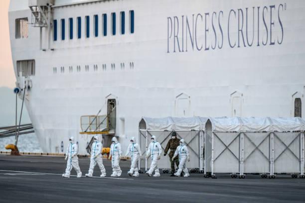 Diamond Princess Cruise Ship Remains Quarantined As Coronavirus Cases Grow:ニュース(壁紙.com)