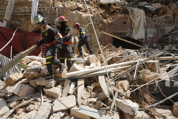 Beirut「Public Anger Grows Over Cause Of Beirut Explosion」:写真・画像(14)[壁紙.com]