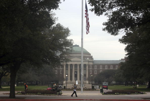 Methodist「Controversy Continues Over Potential Bush Library At SMU」:写真・画像(6)[壁紙.com]
