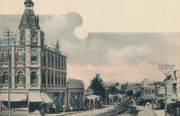 Hand Colored「Main Ford - Fordsburg」:写真・画像(10)[壁紙.com]