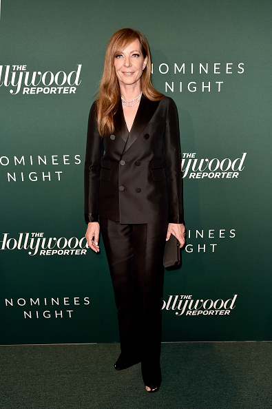 Black Suit「The Hollywood Reporter 6th Annual Nominees Night - Arrivals」:写真・画像(4)[壁紙.com]
