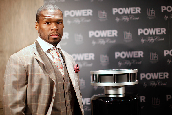 """50 Cent - Rapper「50 Cent Introduces His First Fragrance """"Power By 50 Cent""""」:写真・画像(3)[壁紙.com]"""