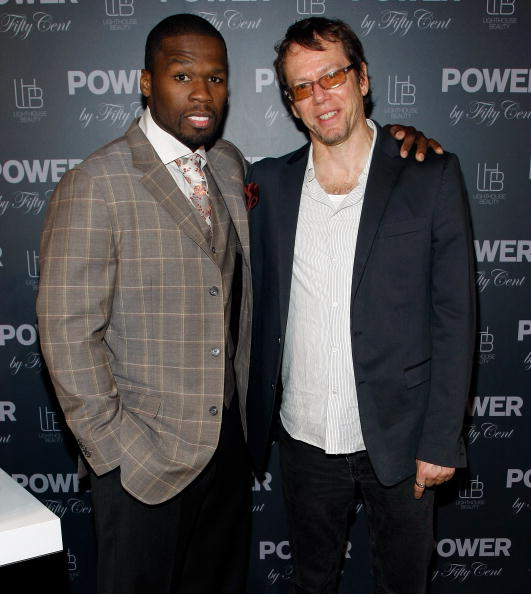 """50 Cent - Rapper「50 Cent Introduces His First Fragrance """"Power By 50 Cent""""」:写真・画像(11)[壁紙.com]"""