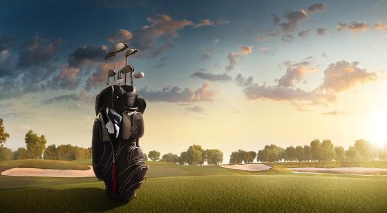 Weekend Activities「Golf: Golf course」:スマホ壁紙(17)