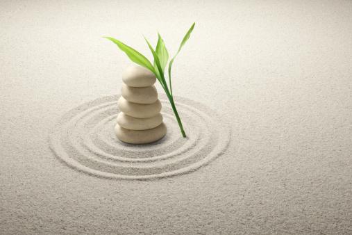 Feng Shui「Calm Balance」:スマホ壁紙(14)