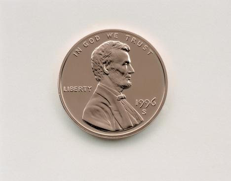 米国硬貨「Penny」:スマホ壁紙(5)