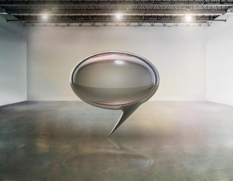 Speech Bubble「Talking bubble」:スマホ壁紙(2)