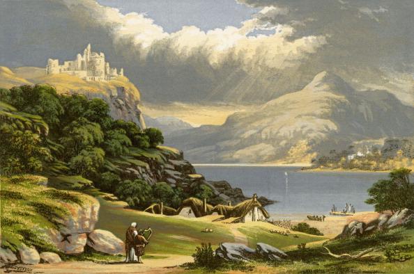 Horizon「'From The Lay Of The Last Minstrel' by Sir Walter Scott」:写真・画像(7)[壁紙.com]