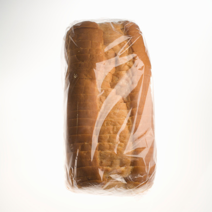 Loaf of Bread「Loaf of bread in clear cellophane package」:スマホ壁紙(8)